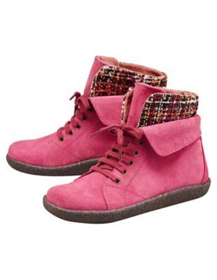 Deerberg Damen Stiefeletten Athina, pink