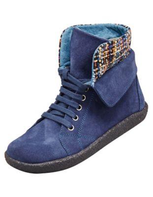 Deerberg Stiefeletten Athina, blau