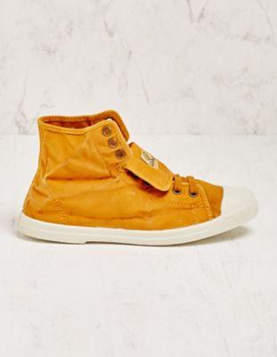 Natural World Sneaker Eika senf
