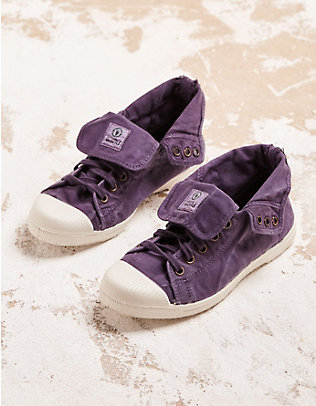Natural World Sneaker Eika lila