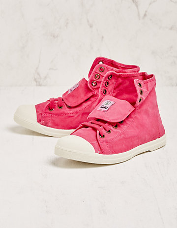 Natural World Sneaker Eika fuchsia