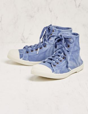 Natural World Sneaker Eika jeansblau