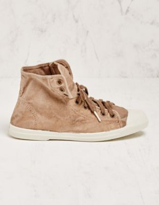 Natural World Sneaker Eika taupe