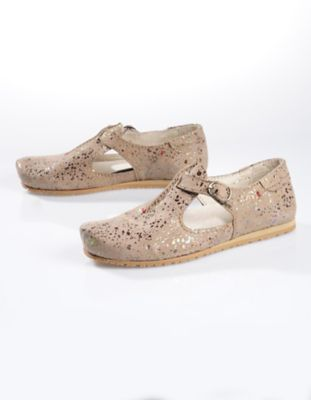Rovers Spangenschuhe Ailke, taupe