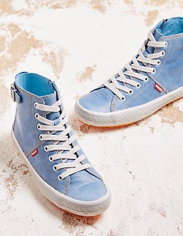 Wolky Sneaker Laila jeansblau