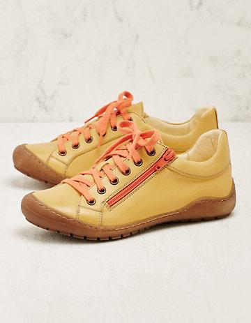 Deerberg Sneaker Tharalea gelb