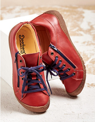 Deerberg Sneaker Tharalea rot