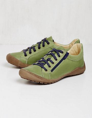 Deerberg Sneaker Tharalea grün