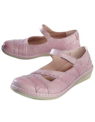 Brako Spangenschuhe Marga, rosa