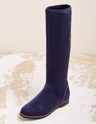 Caprice Stiefel Tilia blau