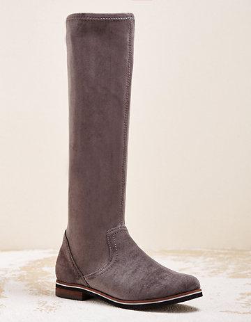 Caprice Stiefel Tilia grau