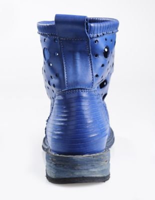 Felmini Stiefeletten Gredo, cobaltblau