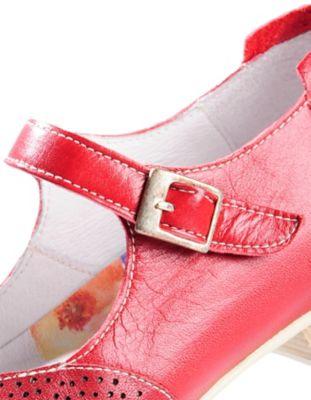 Brako Spangenschuhe Nicita, rot
