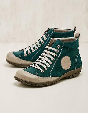 Sneaker für breite Füße