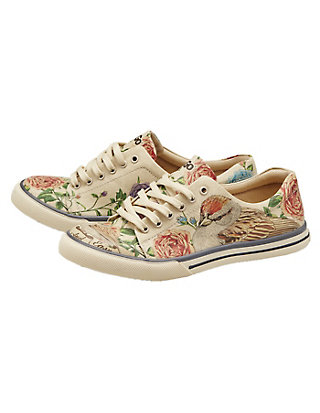 Dogo-Shoes Halbschuhe roses and sparrow