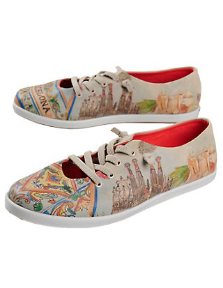 Dogo-Shoes Spangenschuhe Barcelona blues