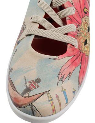 Dogo-Shoes Spangenschuhe Venice, bunt