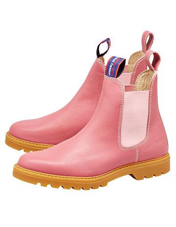 Blue Heeler Stiefeletten Jackaroo pink