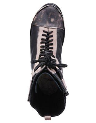 Clamp Stiefel Lorea, schwarz-grau