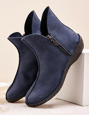 Loints of Holland Stiefeletten Dorika jeansblau