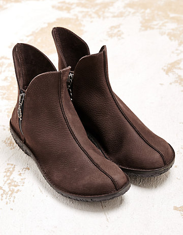 Loints of Holland Stiefeletten Dorika dunkelbraun