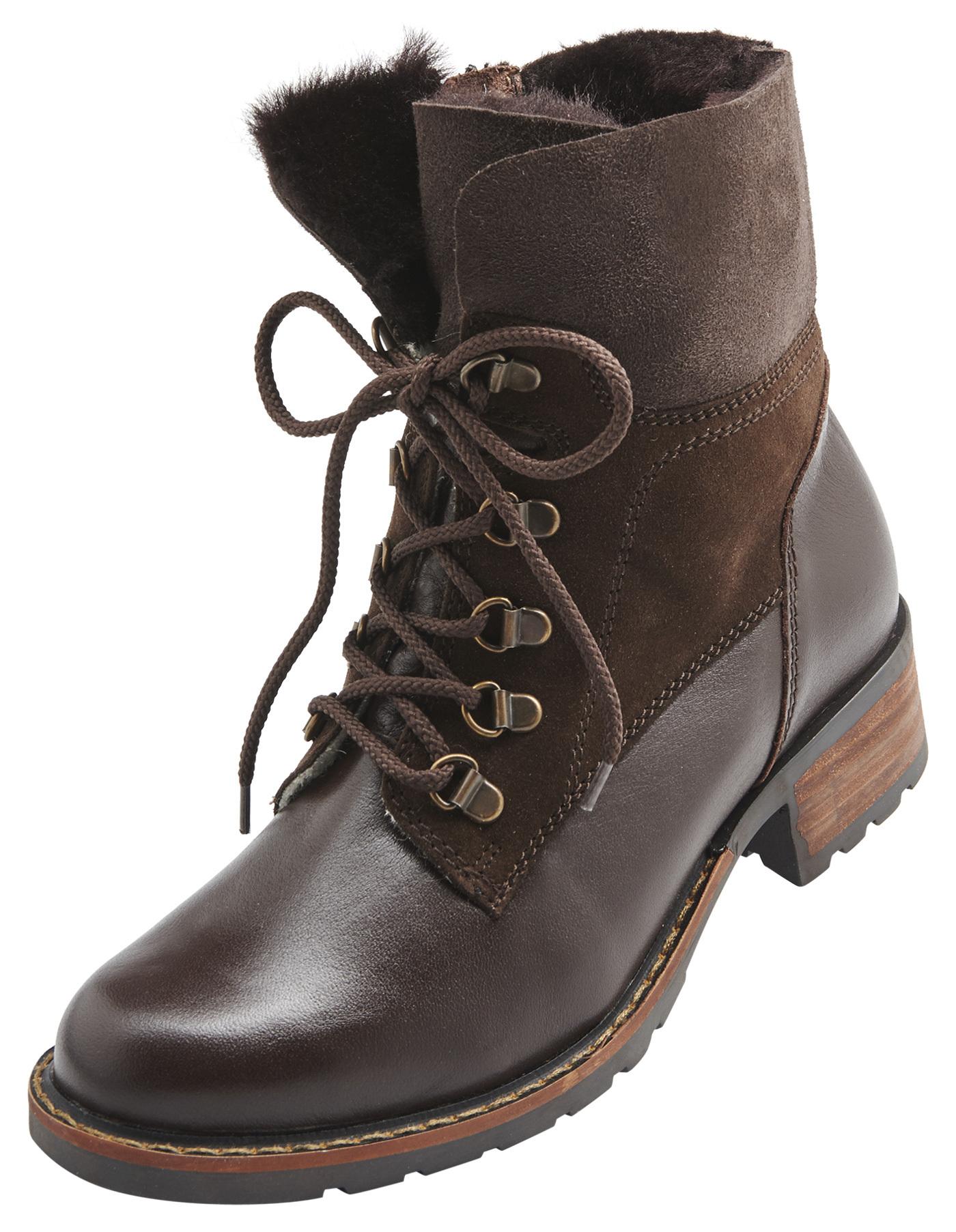 Gefütterte Schuhe wunderbar warme Füße | Deerberg GmbH