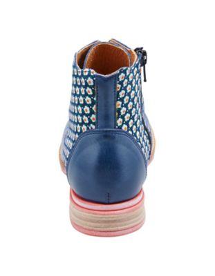 Deerberg Stiefeletten Rona, blau