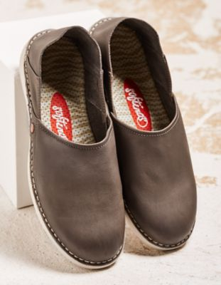 Softinos Slipper Tova taupe
