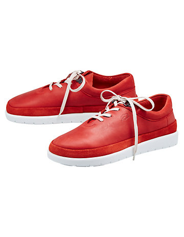 Loints of Holland Halbschuhe Kilia rot