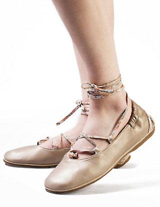 Haflinger Ballerinas Fria