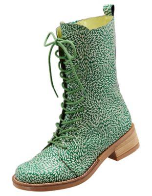 Deerberg Stiefeletten Aldora, grün