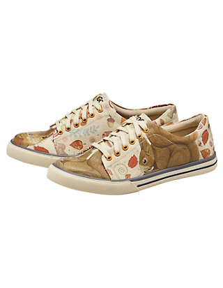 Dogo-Shoes Halbschuhe squirrel