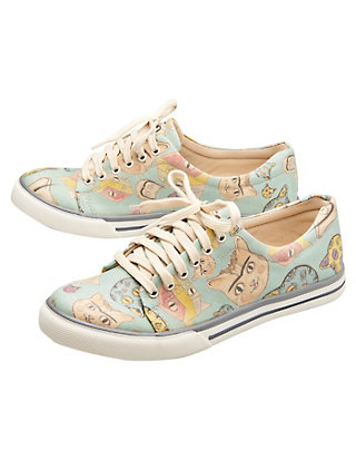 Dogo-Shoes Halbschuhe Cat artistsss
