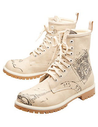 Dogo-Shoes Stiefeletten Paris je taime