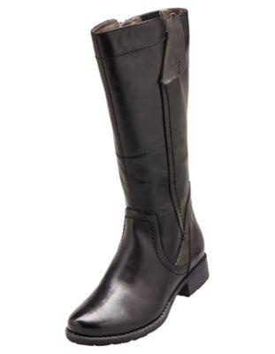 Jana Shoes Stiefel Milda, schwarz