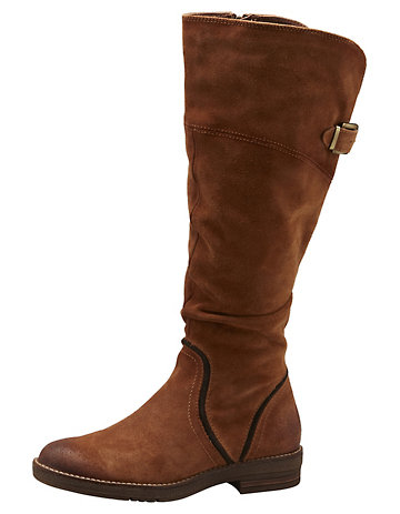 Be Natural Stiefel Monja camel