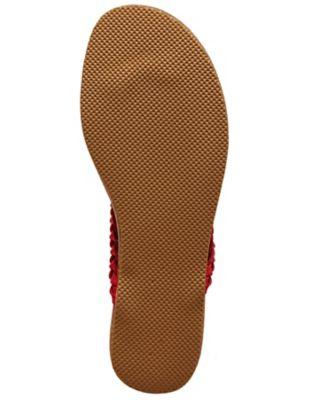 Deerberg Pantoletten Dionne, rot