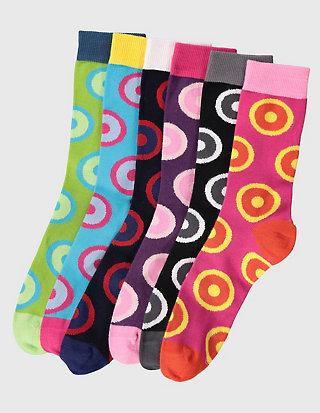 Deerberg 6er Pack Socken Ante