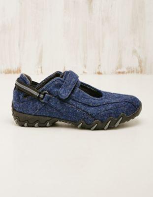 Allrounder Woll-Trekkingschuhe Niro blau