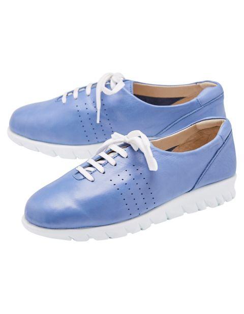 Image of Aerobics Halbschuhe Tiadas, Blau