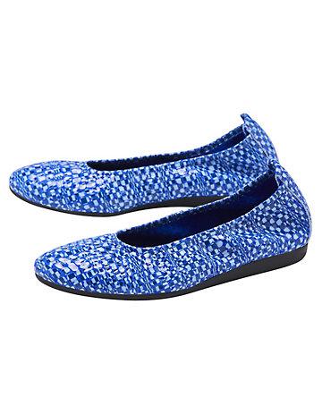 Arche Ballerinas Dorette blau