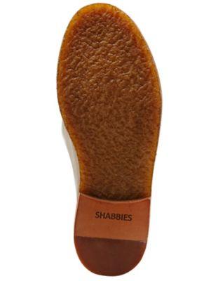 Shabbies Amsterdam Stiefel Fillis, hellgrau