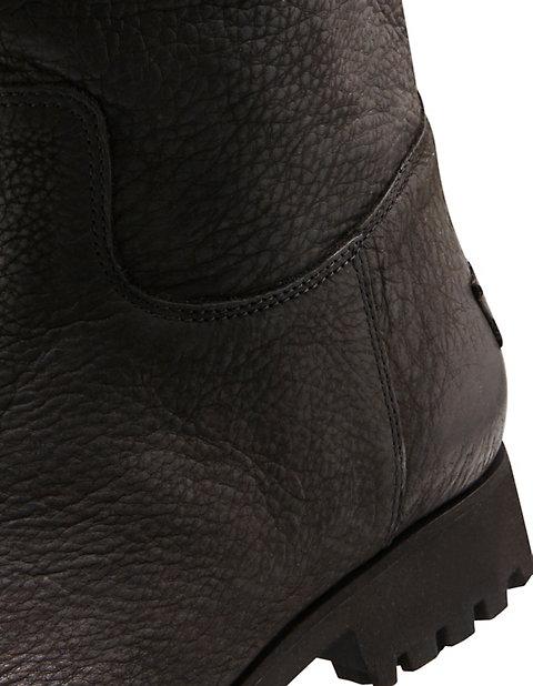 Stiefel Graziana von Shabbies Amsterdam in schwarz | Deerberg