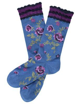 Crönert Socken Romea, jeansblau