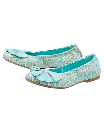 Deerberg Ballerinas Tilse mint