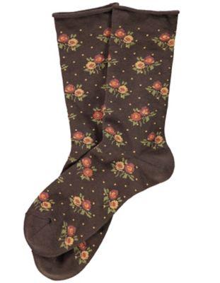Crönert Socken Holly, braun