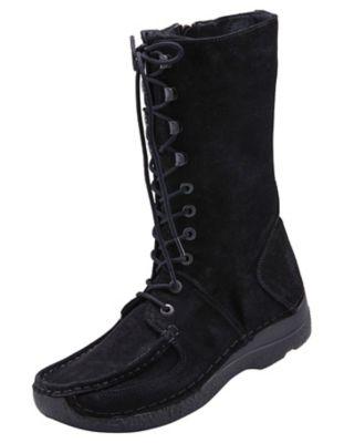 Wolky Stiefel Salvia, schwarz