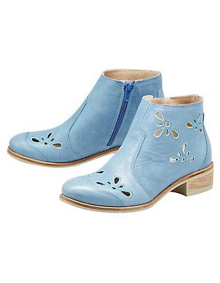 Brako Stiefeletten Virgenie jeansblau