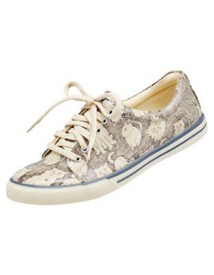 Dogo-Shoes Halbschuhe It´s Raining Cats, bunt