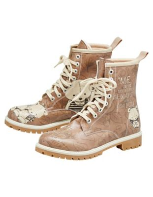 Dogo-Shoes Stiefeletten Here For You, bunt